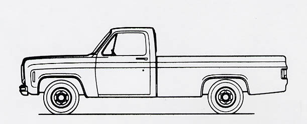 anyone have a black and white picture i can print of a c10  - the 1947