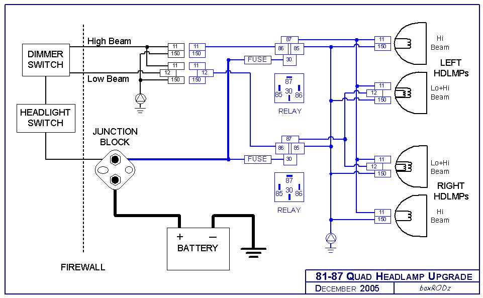 Wondrous Relay Wiring Diagram On 2001 Chevy Silverado Headlight Wiring Wiring Database Gramgelartorg