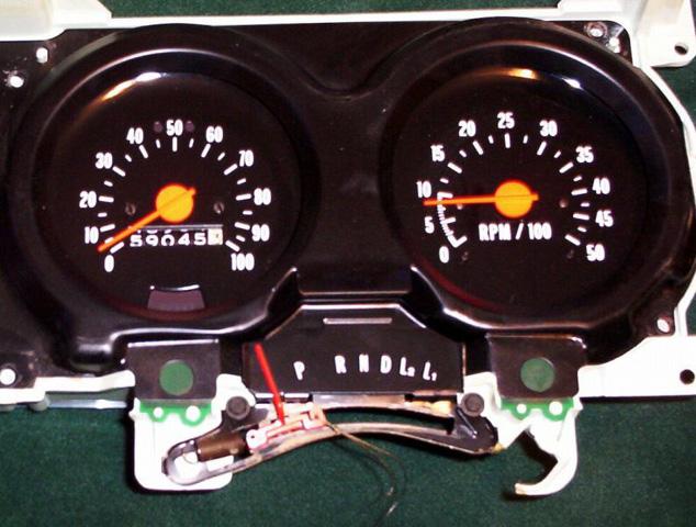 73 87 factory tachometer info jeep voltage regulator wiring 73 jeep fuel gauge wiring #10