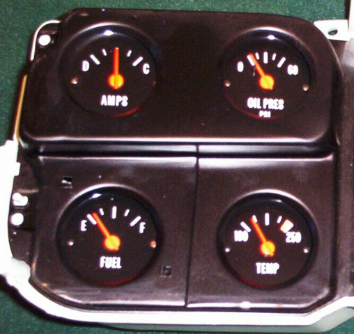 1978 chevy truck fuel gauge problems