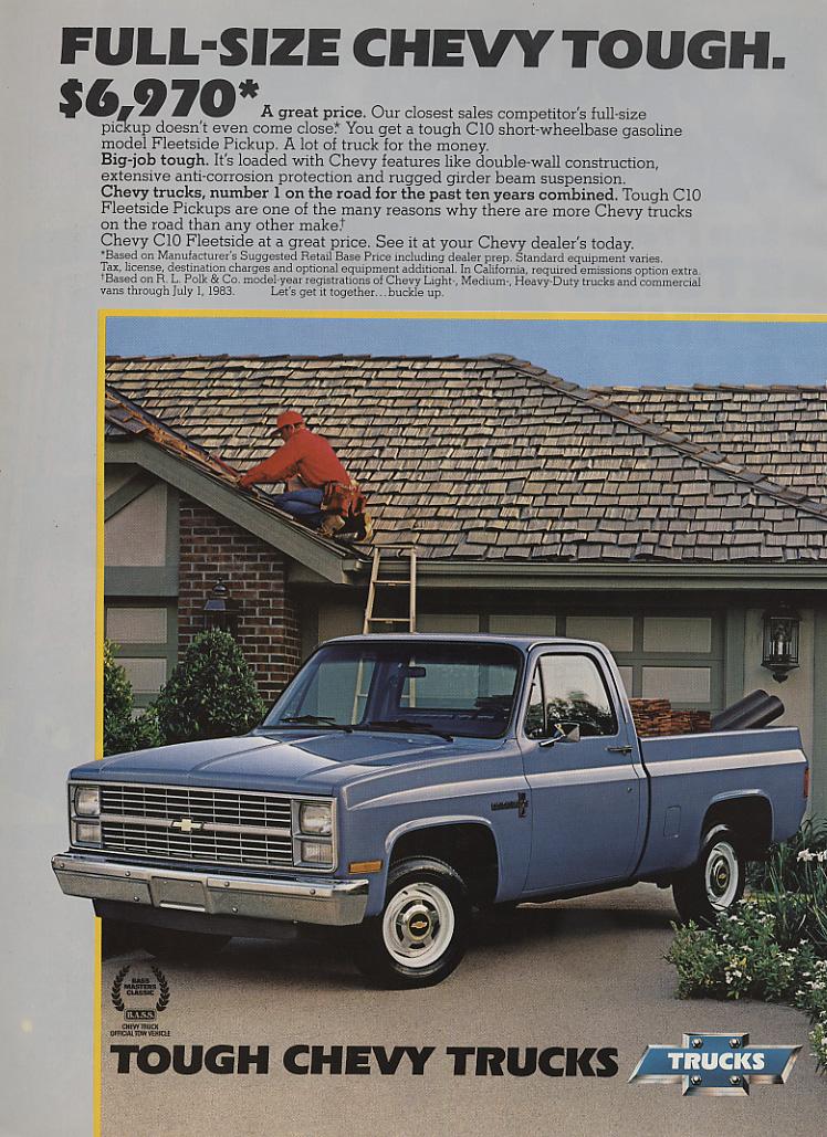 Vintage 81 87 Gm Advertisements