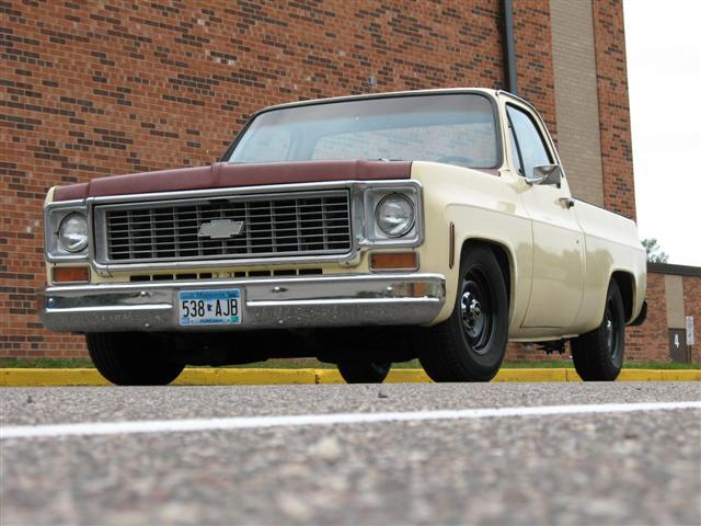 1977 Chevrolet C10 Cottsdale