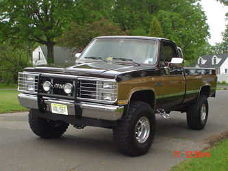 Will pena this is a great truck and i plan in the future to install a 502 crate motor and roll bar with lights thanks for a great site aloadofball Choice Image