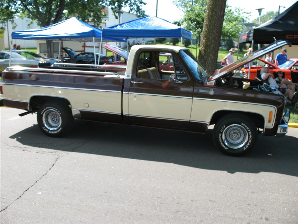 how about some pics of 73 87 long beds page 54 the 1947 1982 Chevy C10 Long Bed 73 87 shows ccsn 2010 img 3039
